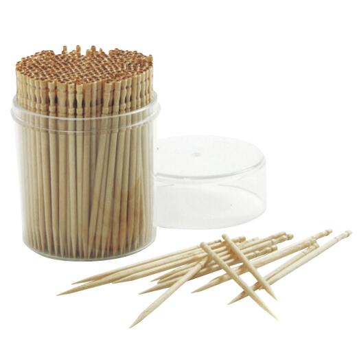 Norpro Ornate Wood Toothpicks (360-Count)