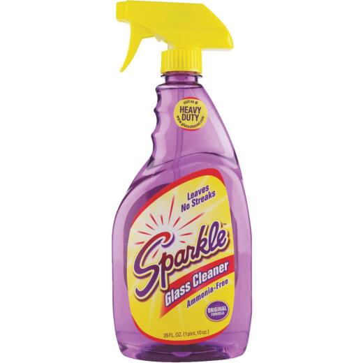 Sparkle 26 Oz. Glass & Surface Cleaner