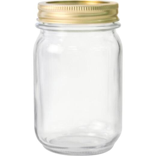 Anchor Hocking 1 Pint Mason Canning Jar (12-Count)