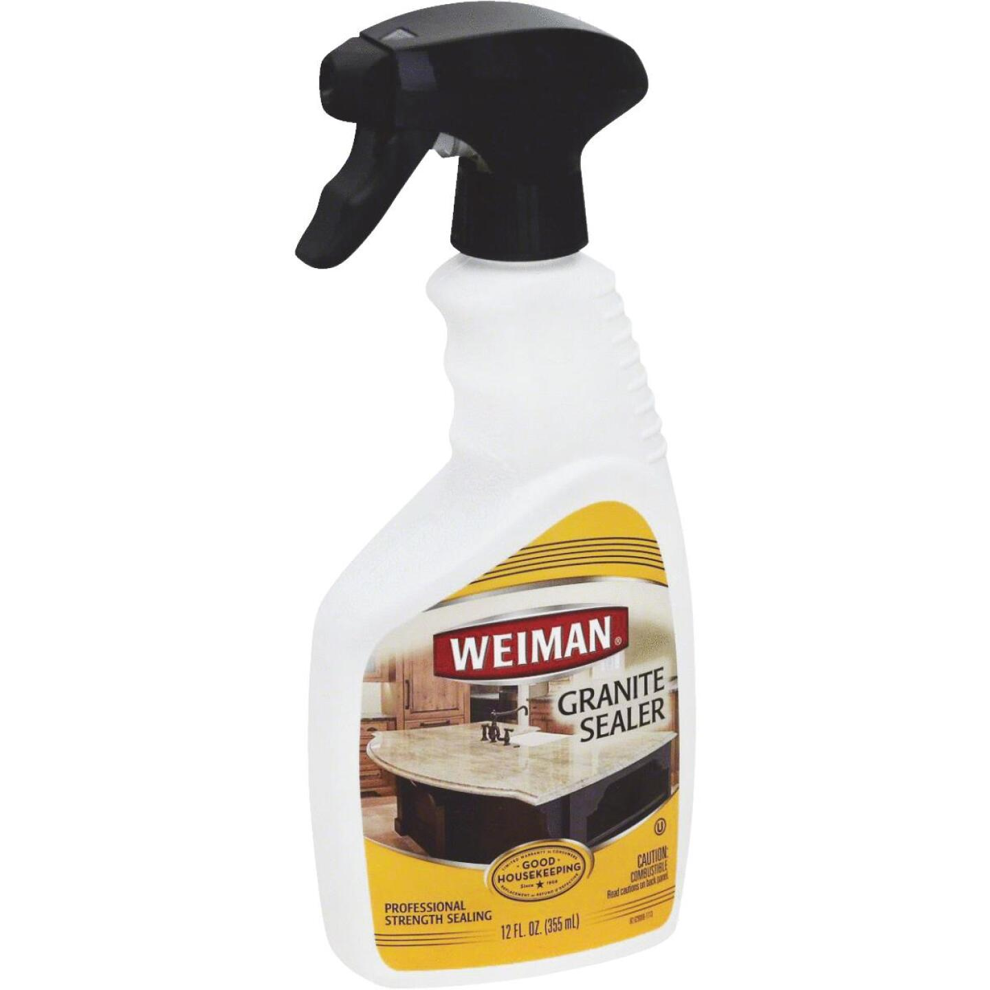 Weiman 12 Oz. Granite Liquid Sealer Image 1