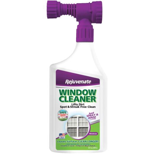 Rejuvenate 32 Oz. Outdoor Window Cleaner