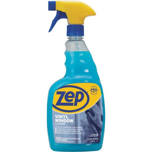 Zep Commercial 32 Oz. Vinyl Window Cleaner