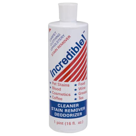 Incredible! 16 Oz. Stain Remover