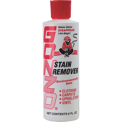 Gonzo 8 Oz. Stain Remover Carpet Cleaner