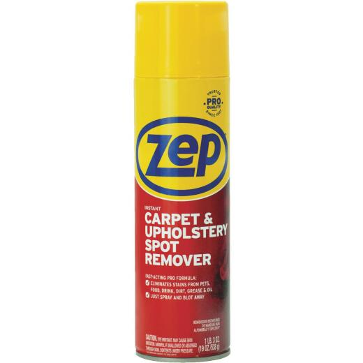 Zep Commercial 19 Oz. Carpet Spot & Stain Remover
