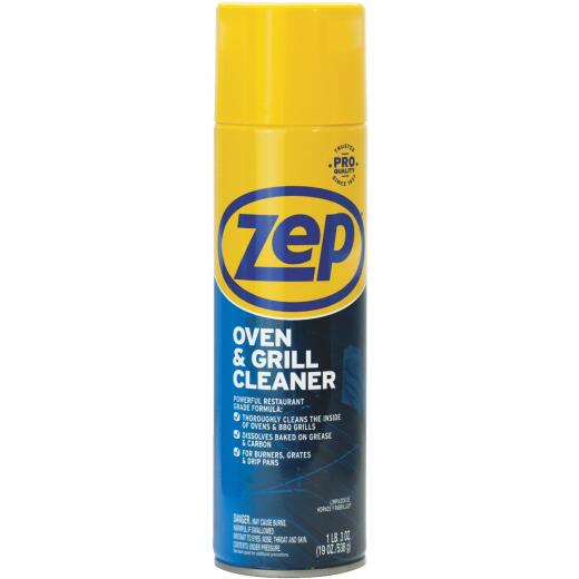 Zep 19 Oz. Grill And Oven Cleaner