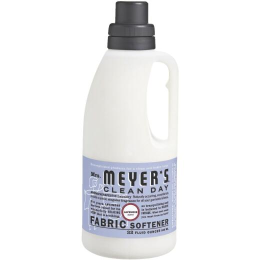 Mrs Meyer's Clean Day 32 Oz. Lavender Fabric Softener