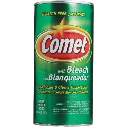 Comet 14 Oz. Powder Cleaner with Bleach