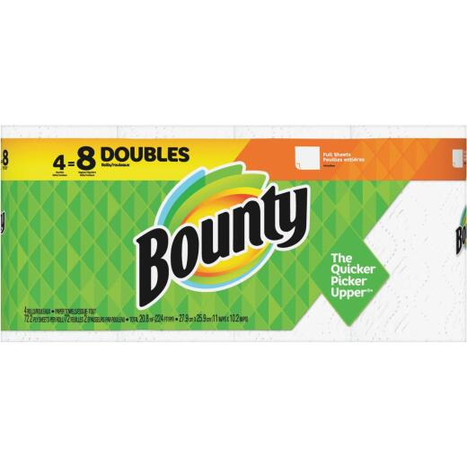 Bounty Full Sheets Paper Towel (4 Double Roll)