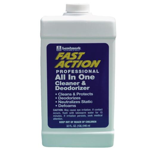 Lundmark 32 Oz. Fast Action Professional All In One Carpet Cleaner