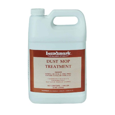 Lundmark 1 Gal. Dust Mop Treatment Floor Cleaner