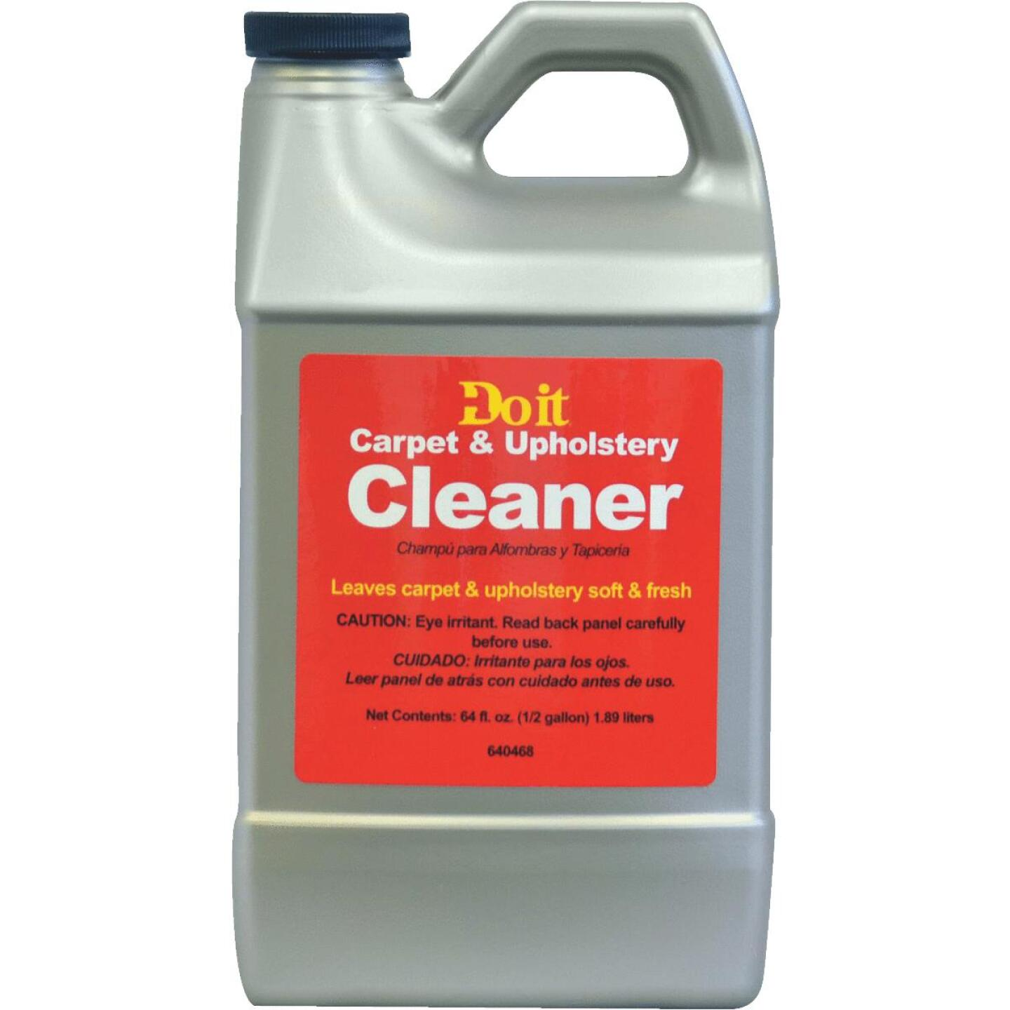 Do it 1/2 Gal. Carpet and Upholstery Cleaner Image 1