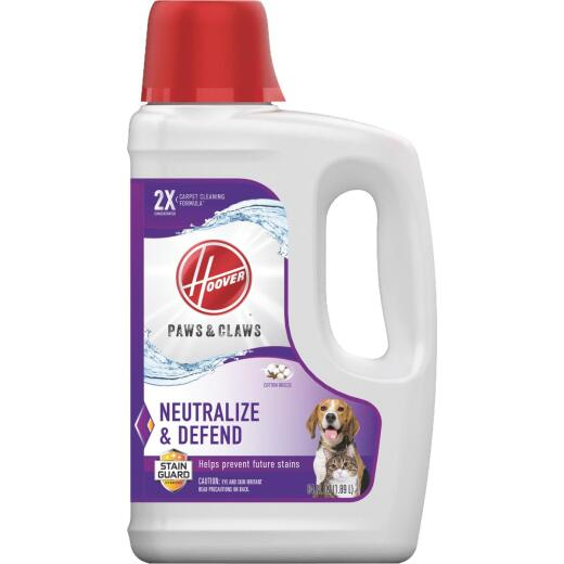 Hoover Paws & Claws 64 Oz. Carpet Cleaner