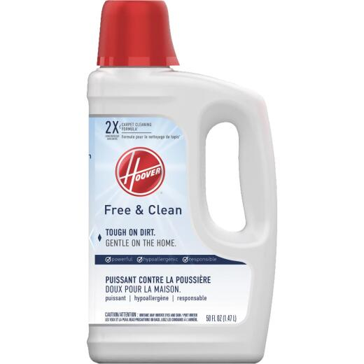 Hoover Free & Clean 50 Oz. Carpet Cleaning Formula