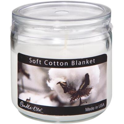 Candle-Lite Everyday 3.5 Oz. Soft Cotton Blanket Jar Candle