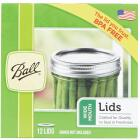 Ball Wide Mouth Dome Canning Lid (12-Count) Image 2