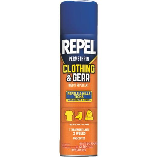 Repel Clothing & Gear 6.5 Oz. Insect Repellent Aerosol Spray