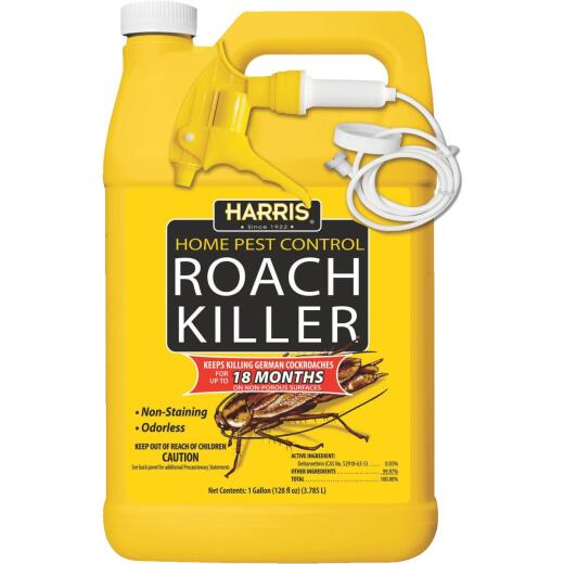Harris 1Gal. Ready To Use Trigger Spray Roach Killer