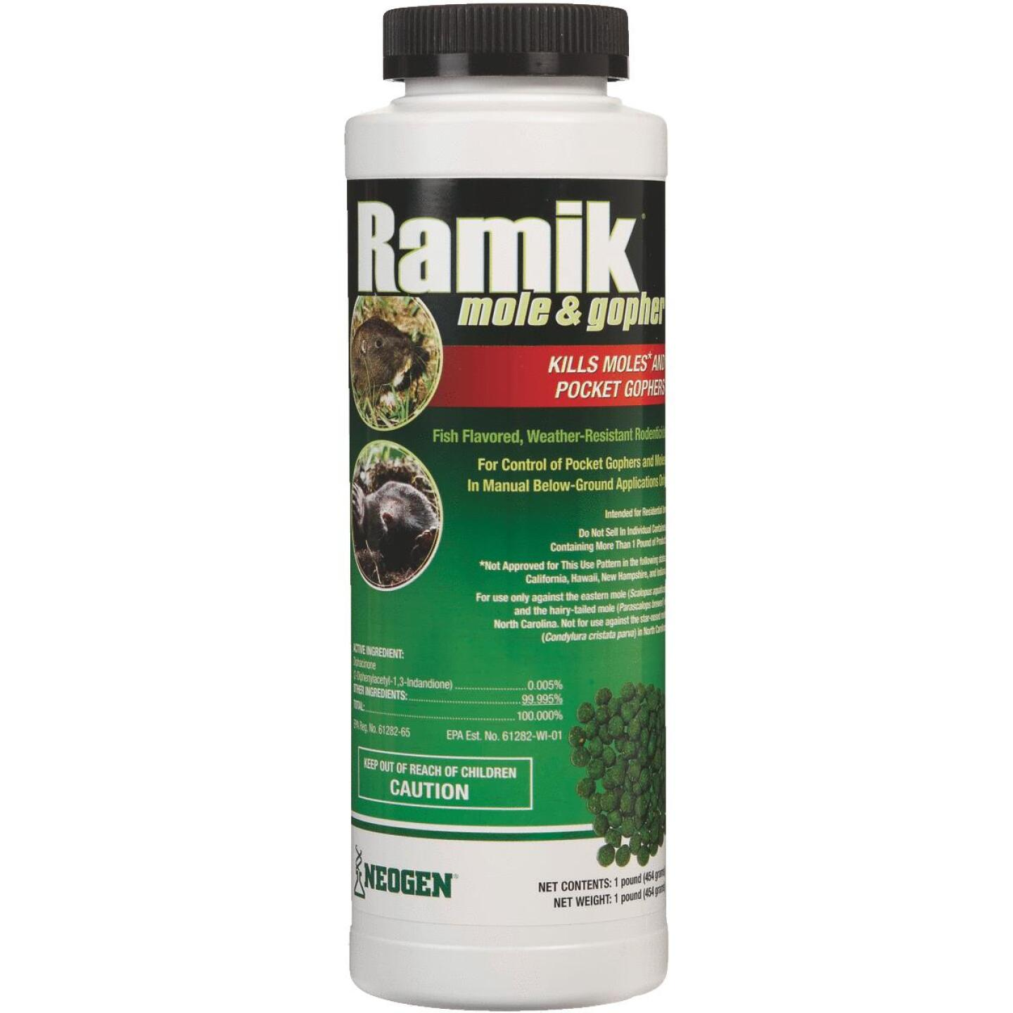 Ramik 1 Lb. Pellets Mole & Gopher Killer Image 1