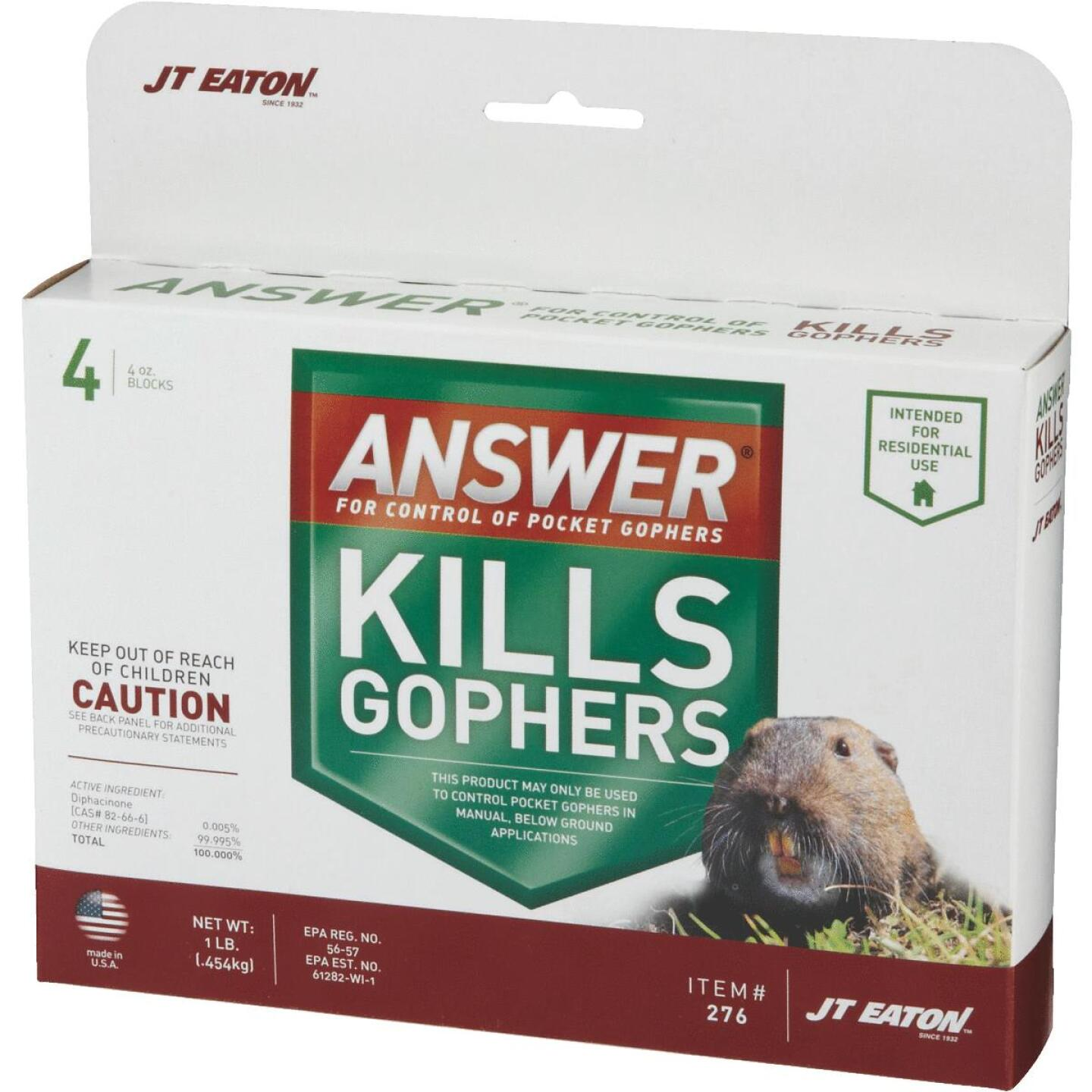 JT Eaton Gopher Bait (4-Pack) Image 2