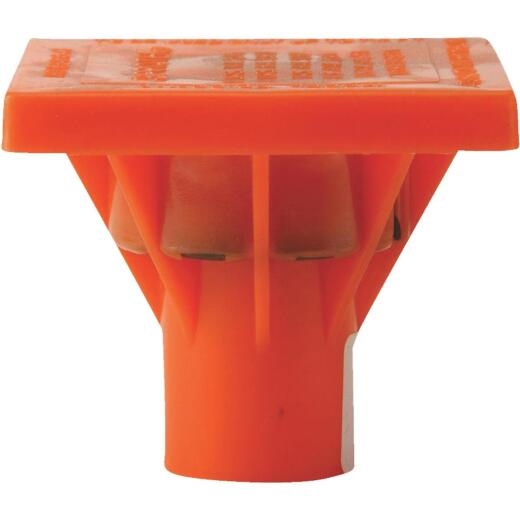 Grip-Rite Square Head Orange Rebar Cap