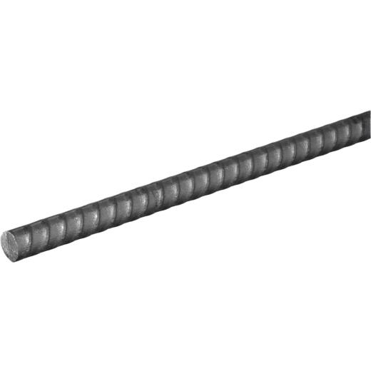 Hillman Steelworks #4 1/2 In. x 4 Ft. Weldable Hot-Rolled Steel Rebar