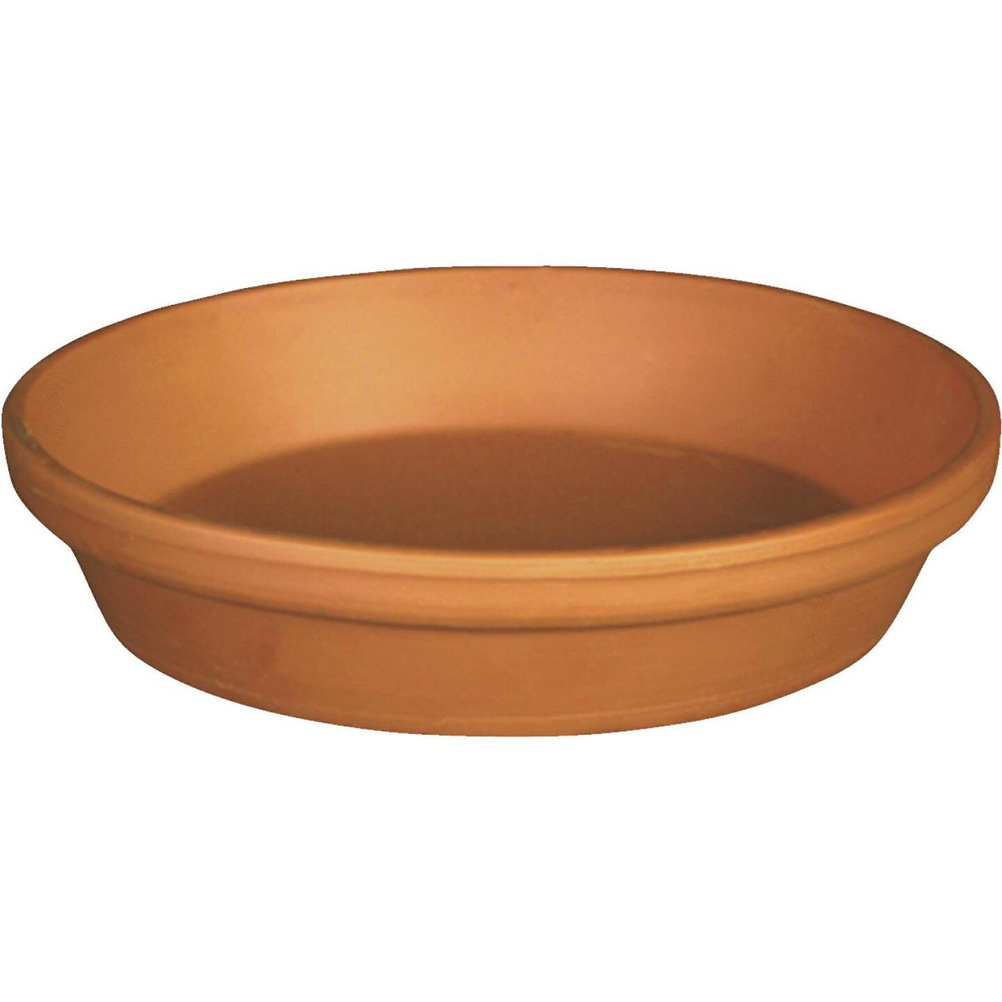 Ceramo 6 In. Terracotta Clay Standard Flower Pot Saucer Image 1