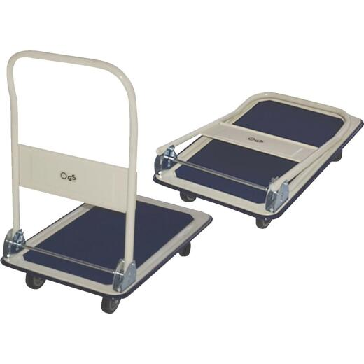 Gleason 24 In. W x 36 In. L Folding Platform Cart, 600 Lb. Capacity