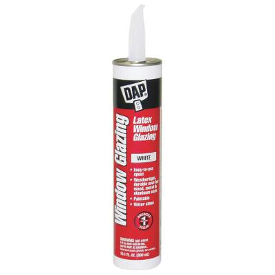 DAP 10.1 Oz. Latex Glazing Compound