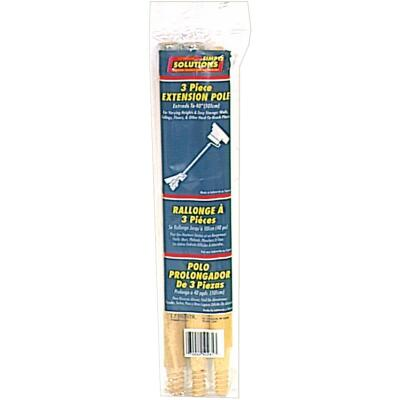 Shur-Line 42 In. Wood Extension Pole