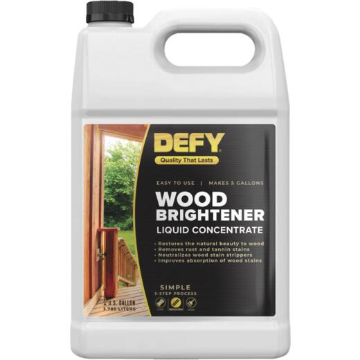 DEFY 1 Gal. Wood Brightener