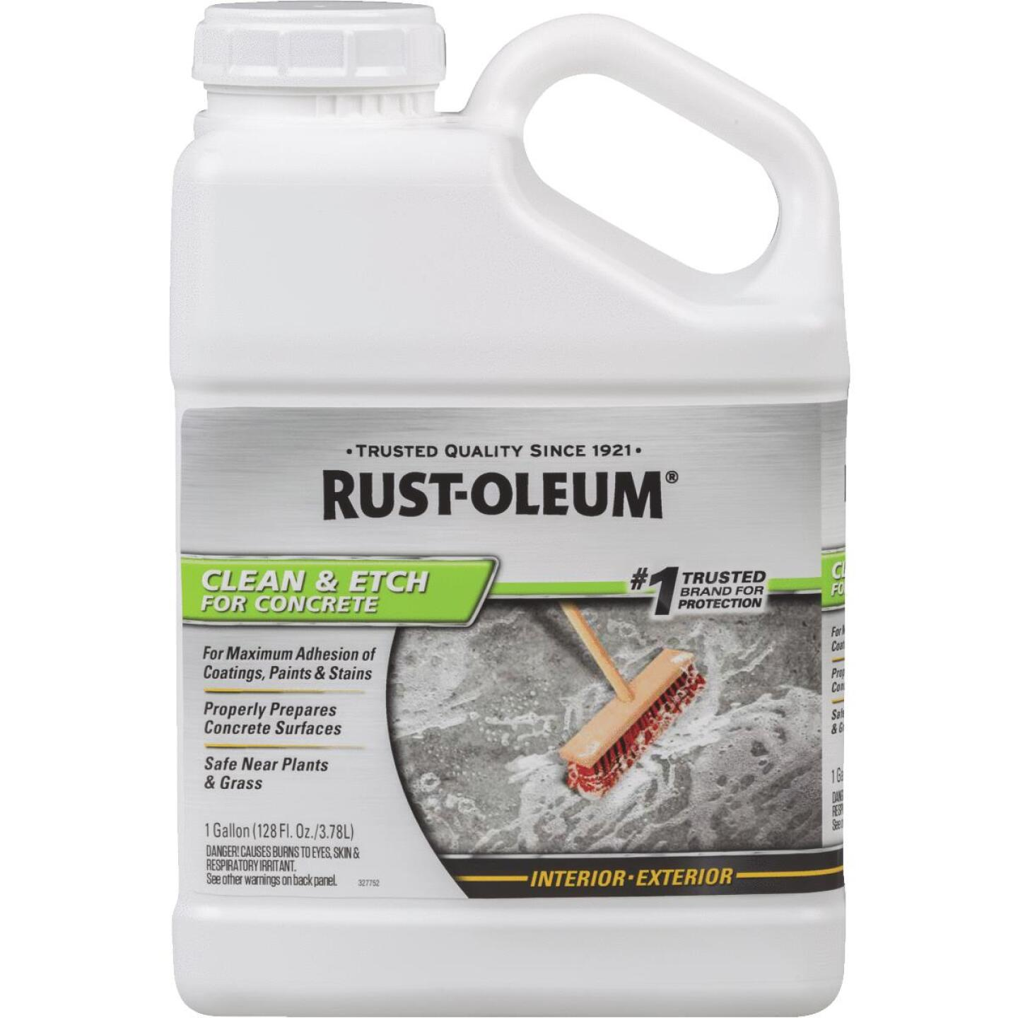 Rust-Oleum Concrete Clean & Etch Ready-To-Use, 1 Gal. Image 1