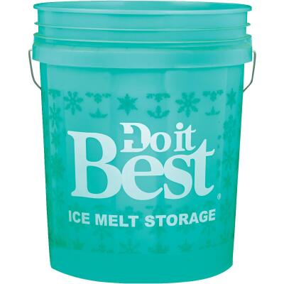 Do it Best 5 Gal. Ice Melt Pail