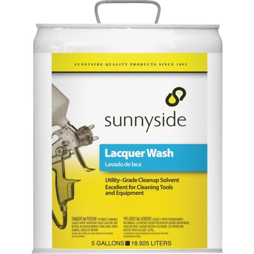 Sunnyside Lacquer Wash, 5 Gallon