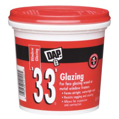 DAP 33 32 Oz. Glazing Compound