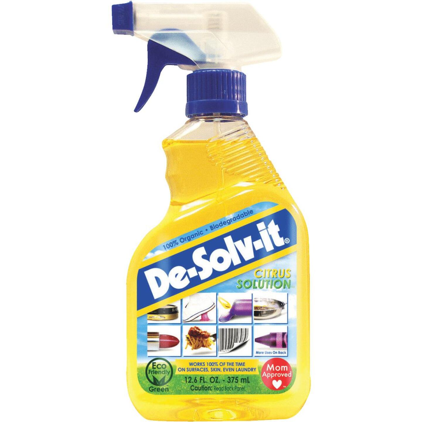 De-Solv-it 12 Oz. Household Cleaner Adhesive Remover Image 1