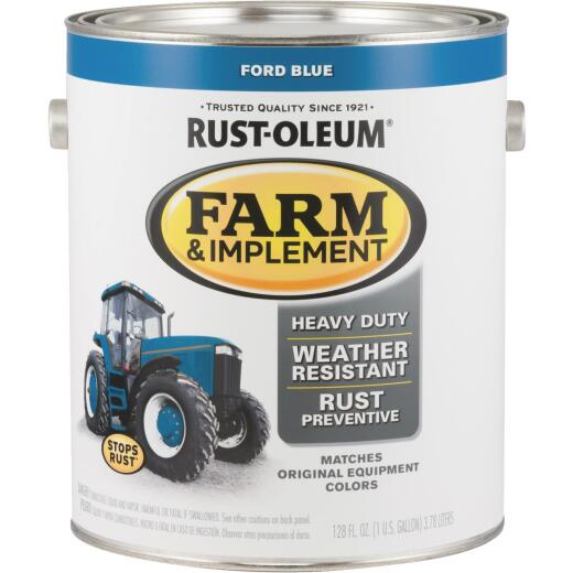 Rust-Oleum 1 Gallon Ford Blue Gloss Farm & Implement Enamel