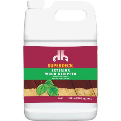 Duckback SUPERDECK 1 Gal. Exterior Stain & Paint Remover