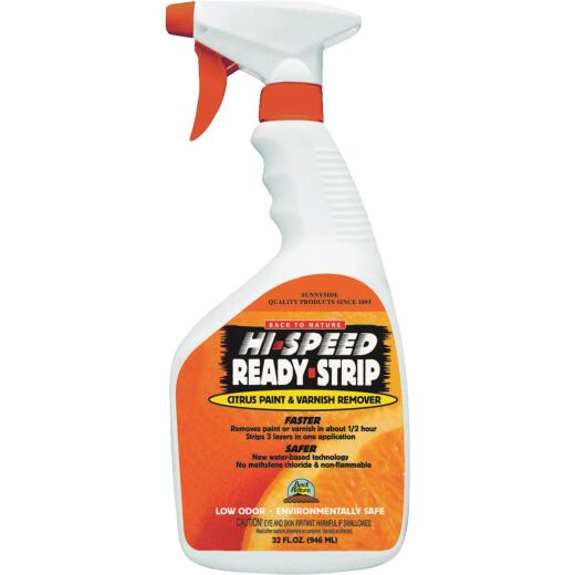 Back to Nature Ready-Strip 32 Oz. Trigger Spray Water-Based, Non-Toxic Remover