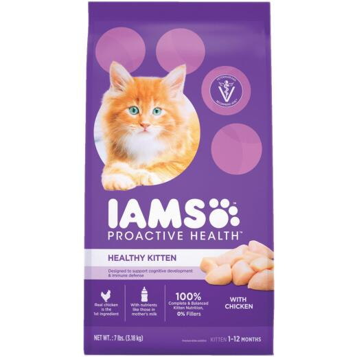 Iams Proactive Health 7 Lb. Kitten Cat Food