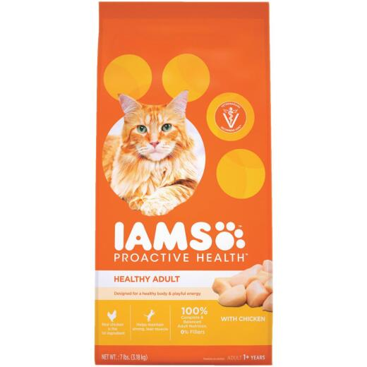 Iams Proactive Health 7 Lb. Adult Cat Food