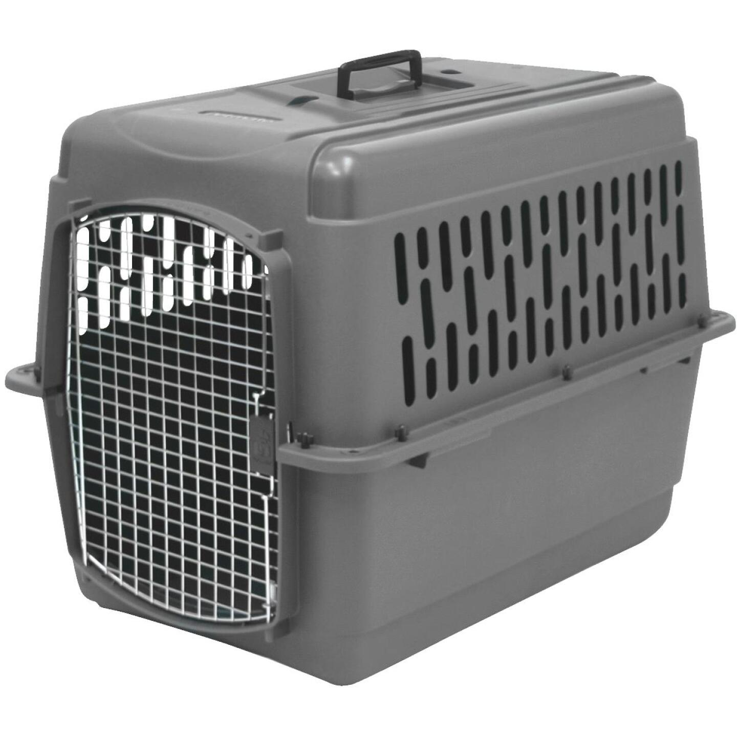 Petmate Aspen Pet 28 In. x 20-1/2 In. x 21-1/2 In. 25 to 30 Lb. Medium Porter Pet Carrier Image 1