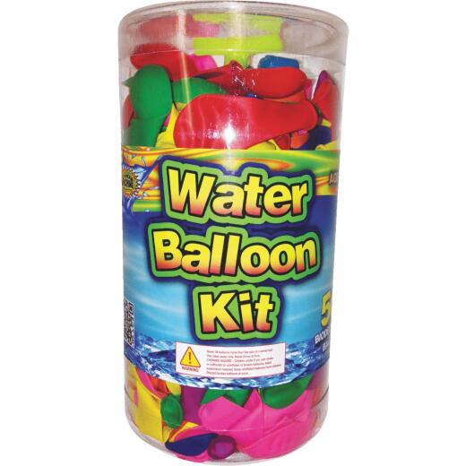 Water Sports Water Balloon Refill Kit with 500 Balloons