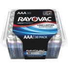 Rayovac High Energy AAA Alkaline Battery (30-Pack) Image 1