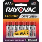 Rayovac Fusion AAA Alkaline Battery (8-Pack) Image 1