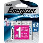 Energizer AA Ultimate Lithium Battery (8-Pack) Image 1