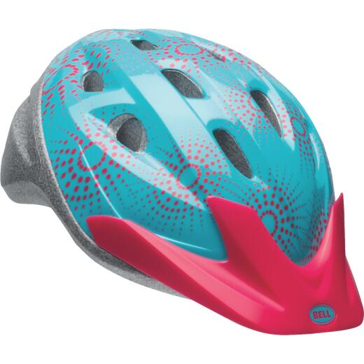 Bell Sports 5+ Girl's Ages 5 & Up Child Bicycle Helmet
