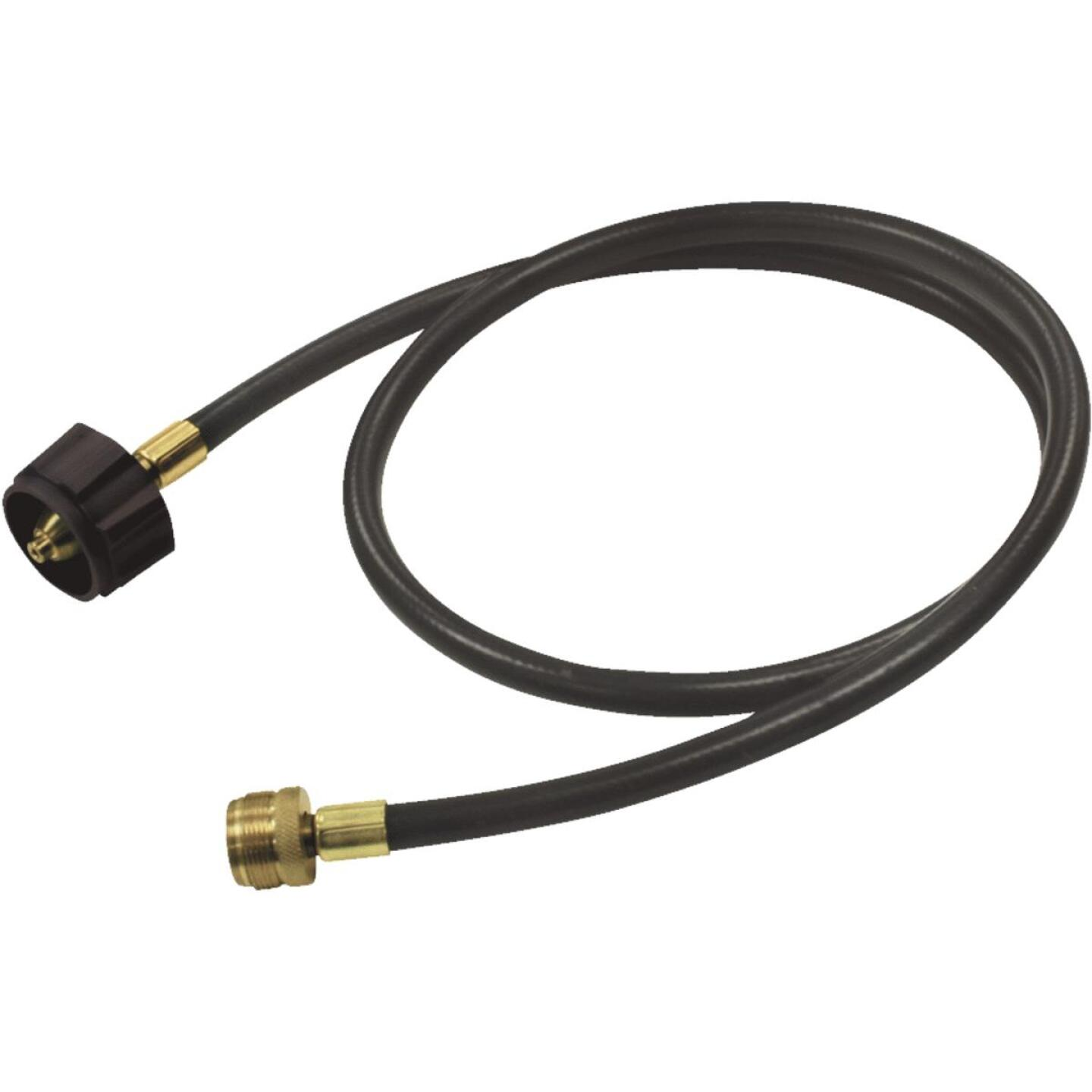 GrillPro 4 Ft. 1/2 In. PVC LP Hose with Adapter Image 1