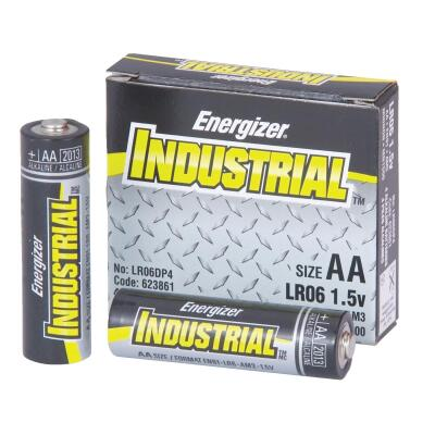 Energizer Industrial AA Alkaline Battery