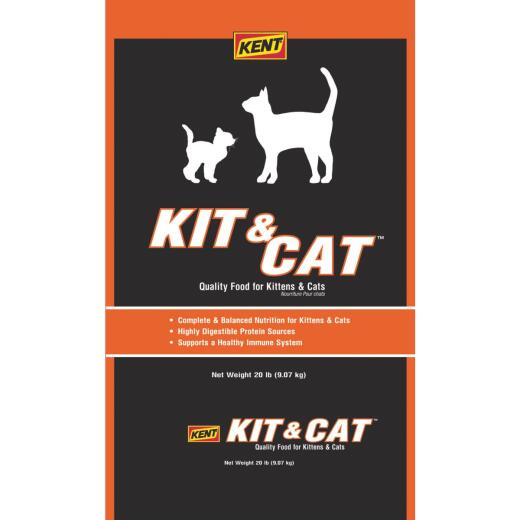 Kent Kit & Cat Immune System 20 Lb. All Ages Cat Food